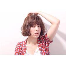 Soinsボブスタイル Soins所属・森井亮介のスタイル