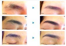 men's eyebrowsalon 〜vivi〜所属・松本佑子のスタイル