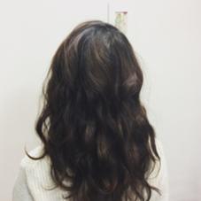 Tlico Hair所属・しのはらあきこのスタイル