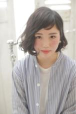 RADnoel エフォートレス・ボブ RADnoel所属・富田光政のスタイル