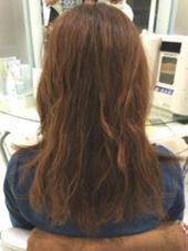 ハイダメージ、乾燥、くせ毛 HAIR STREAM所属・戸辺沙緒里のスタイル