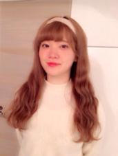 ゆるウェーブ♡ cut&perm AMIのスタイル