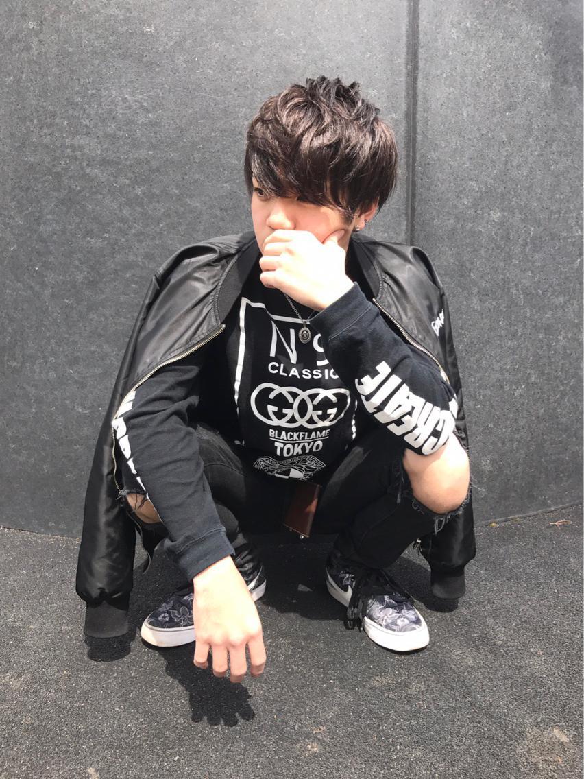 #パーマ #メンズ 【王道ショート】パーマ無しでも再現できます!!