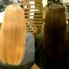 明るくなった髪にチェリーバイオレットをON 色が退色していく過程も楽しめますよ✨ DE/BAUCH所属・景井俊介のスタイル
