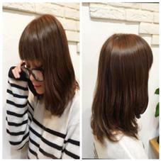 カラー ALMO  hair design所属・小林優のスタイル