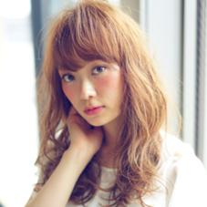 ラフ巻きMIX☆ サマーヘア☆☀︎  コットンバング ☆ 柔らかニュアンス☆ AFLOAT アフロート所属・張替慎伍のスタイル