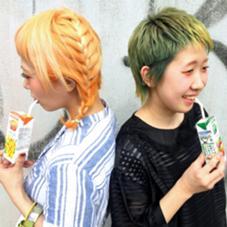 野菜生活 SUPRAM所属・toworuトヲルのスタイル