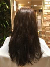 hair  room mavie所属・来栖真梨恵のスタイル