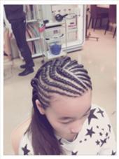 特殊スタイルは得意分野です♪( ´θ`)ノ hair flage所属・永田大樹のスタイル