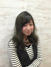 ブリーチからのダークグレージュ☆ガッツリ色を入れました☆ AUTRE by FUGA hair所属・遠藤晋のスタイル