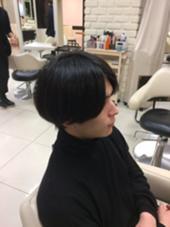 ビフォア アッシュ吉祥寺店所属・高橋悠造のスタイル