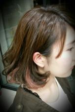 デザインカラー HAIR CLEAR GROW店所属・kishimotokotoneのスタイル