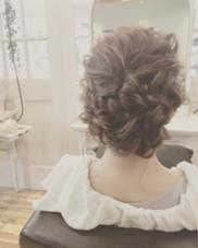 モコモコアップ❤︎ 花やの前の美容室所属・中澤しほのスタイル