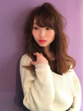 #yukimage ❤︎❤︎❤︎ 'AXIS ガスビル店所属・三上夕貴のスタイル