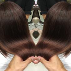 ILLUMINA color Hair Make Ash所属・寺内紳悟のスタイル