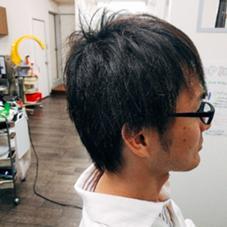 【cut】ふんわり×かっこいいシルエット×2ブロ(3620yen) LUNA所属・もとよしさきのスタイル