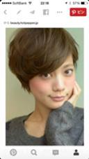 幅広い層から人気のショートスタイル DECO所属・hozumisatoshiのスタイル