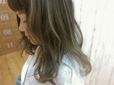 ハイライト☆ローライト★ ALLURE HAIR〜elfi〜所属・間嶋紗由美のスタイル