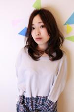 hairsalonhatoha所属・よしひさみさきのスタイル