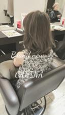 グラデーションボブ!! hair make Brand new所属・乾亮太のスタイル