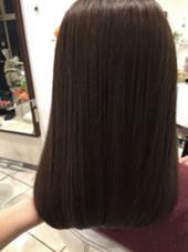 イルミナカラーを使用してます! 明るくて傷んだ髪でもつやも出て、オレンジ味が出て悩んでる方はオススメです✌︎ 川﨑京子のスタイル