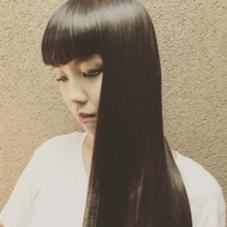 カラー ショート パーマ ヘアアレンジ ミディアム 黒髪