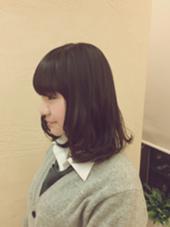 ゆるふわローレイヤースタイル☆ 美容室 eclat所属・古林大樹のスタイル