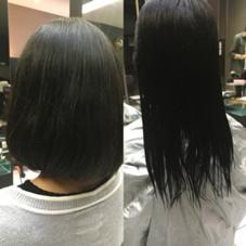 ボブスタイル*  Hair&Beautymiq西新井店所属・岩永あかりのスタイル