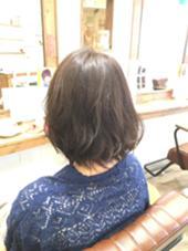 ★ブルーアッシュ★ パッと見は暗いけど光が当たると透明感が出ます♪  Taebis所属・野口侑摩のスタイル