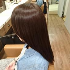 暖かみのあるブラウンとドクタートリートメントでうるうるサラサラ✧*。 Hair&Beauty  RITA所属・□モチマルチアキ□のスタイル