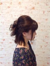 Lehua  Hair Garden所属・西森政之のスタイル