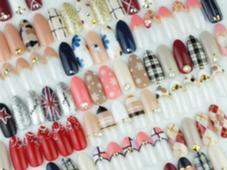 定額ネイルサンプル☆ nail salon Grantus所属・ネイルサロングランタスのフォト