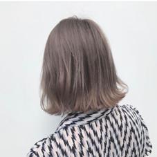 クリーミーベージュ freelanceのヘアスタイル・ヘアカタログ