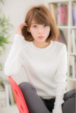 ホイップワンカールボブ♪ balance URAWA所属・大和田昌子のスタイル