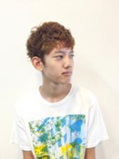 sai hair  garden所属・福井拳輔のスタイル