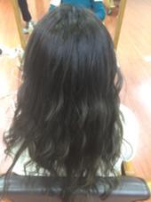 グレージュ::ナチュラルグラデーション agree for hair所属・大崎康介のスタイル