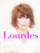 ふわふわボブ❤︎ Lourdes hair design所属・佐藤勇武のスタイル