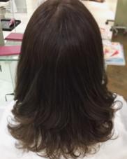 after THROWカラー(マット) HAIR&MAKE EARTH  高田馬場所属・#EARTH高田馬場アースタカダババのスタイル