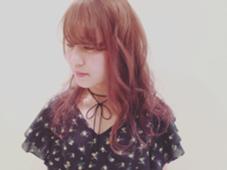 hair&make EARTH所属・CHiYURiチユリのスタイル