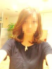 鎖骨くらいのロブ 後ろは重めですが顔周りはレイヤーを入れてます  HAIR WORK Lucina所属・櫻井颯人のスタイル