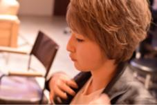 Hair  Desing Glanz所属・國分佳輝のスタイル