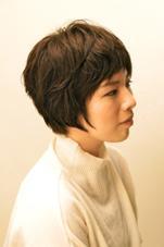 ♡マッシュ  重ため×くるん▷ベビーバングに♡  襟はスッキリ!丸みをつけてふわっと! 可愛らしく、女性らしく( ˆ࿀ˆ ) Taebis 船橋店所属・神田綾香のスタイル