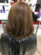 ブラウンアッシュハイトーンカラー shampoo綱島店所属・田代柾樹のスタイル