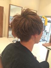 メンズカットも得意です☺️✨  A+Dment所属・松井百合子のスタイル