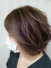 HAIR&MAKE POSH 葛西店所属・沼田知美のスタイル