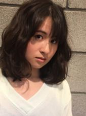 うる艶トリートメント コテ巻き HAIR SALON  JOYNT所属・直井宏樹のスタイル