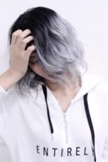 ホワイトグラデーション BIZE -second- 【ビゼセカンド】所属・BIZE-second-のスタイル