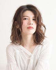 ナチュラルウェーブ LACO hair&spa所属・岩崎こなつのスタイル