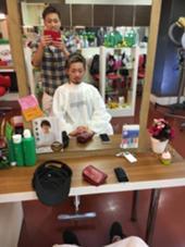カラーモデル ハイトーン ダブルカラー  shampoo綱島所属・中島清和のスタイル