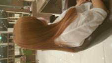 カットでダメージしたところを落としてさらさらのなびく髪に! 美容室バサ東大和店所属・佐々木大将のスタイル